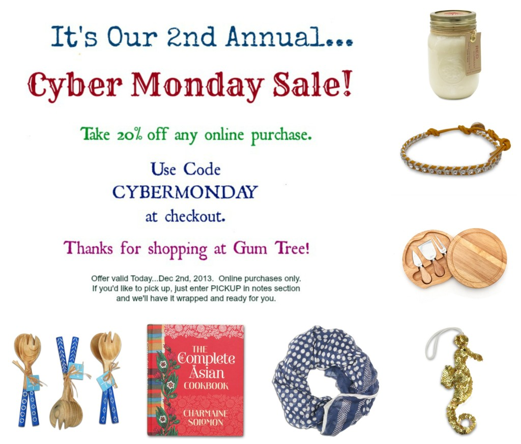 cyber monday Collage