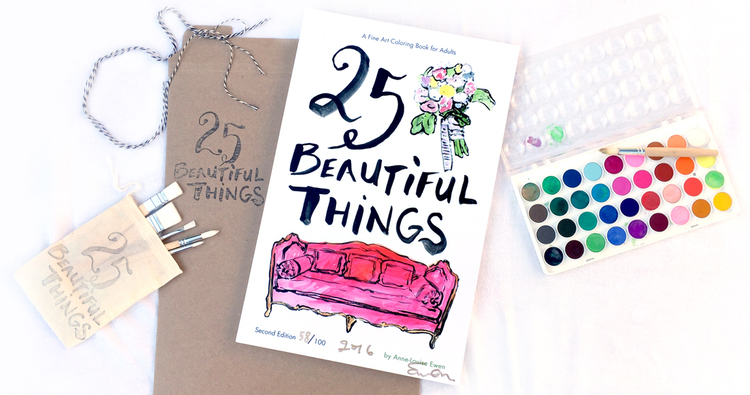 25 beautiful things
